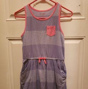 Girls cat & jack sleeveless dress